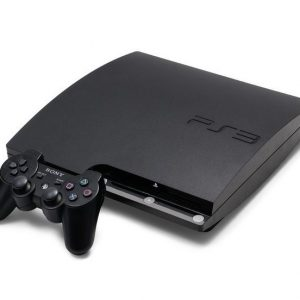 CONSOLE PLAY 3 160GB SLIM COM JOGOS NO HD