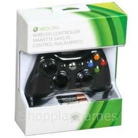 CAIXA VAZIA PARA CONTROLE XBOX 360