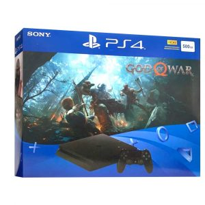 CAPA PARA CAIXA PS4 500GB GOD OF WAR 4