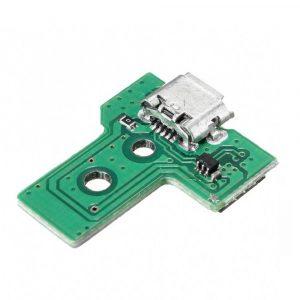 CONECTOR USB CONT PS4 JDM-030 12 PINO