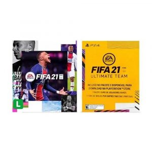 PS4 FIFA 21 DIGITAL+PLUS+ULTIMATE TEAM
