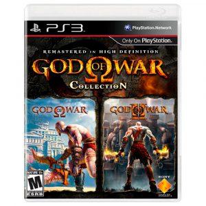 JOGO PS3 GOD OF WAR SAGA DUAL PACK