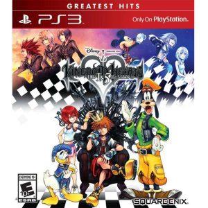 JOGO PS3 KINGDOMS HEARTS HD 1,5