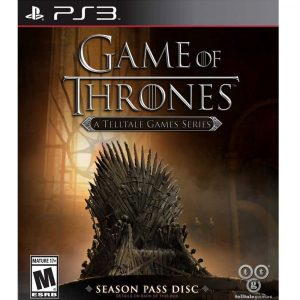 JOGO GAME OF THRONES PS3