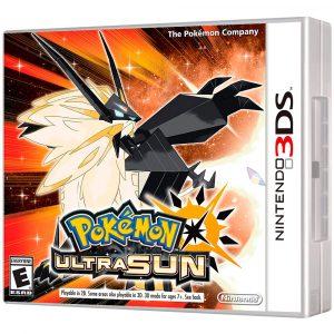 JOGO NINTENDO 3DS POKEMON ULTRA SUN