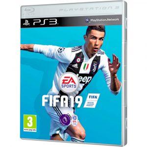 JOGO PS3 FIFA 2019 ESPANHOL