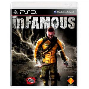 JOGO INFAMOUS SECOND SON PS3