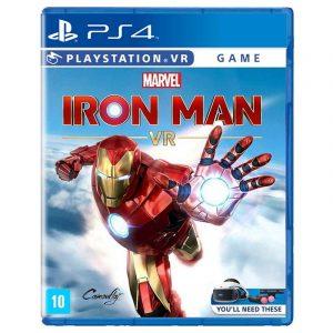 JOGO MARVEL IRON MAN VR PS4