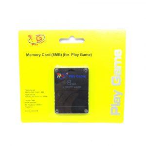 MEMORY CARD PS2 8MB PLAY GAME