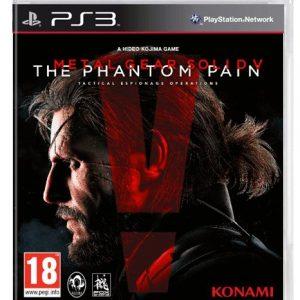 JOGO METAL GEAR V THE PHANTOM PAIN PS3