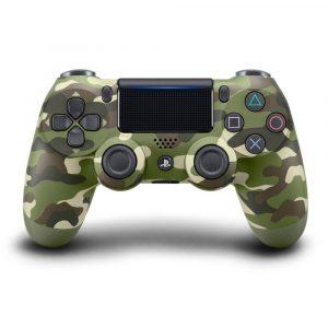 CONTROLE PS4 CAMUFLADO USADO ORIGINAL
