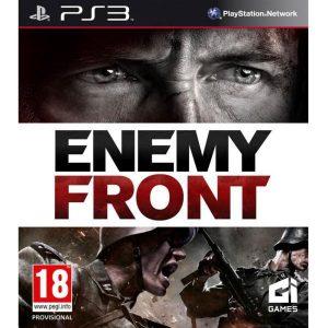 JOGO ENEMY FRONT PS3