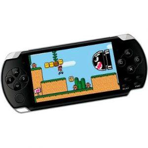 CONSOLE PSP X-TECH XT-G333 10000 JOGO NEGRO