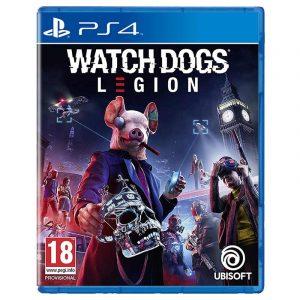 JOGO WATCH DOGS LEGION PS4