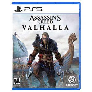JOGO ASSASSIN'S CREED VALHALLA PS5