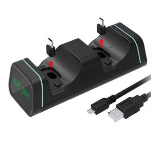 CHARGER FOR PS5/XBOX-SERIES/NS DOBE