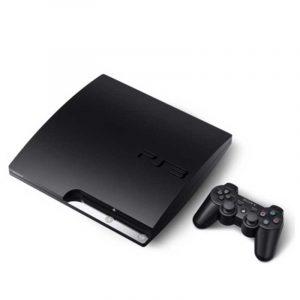 CONSOLE PLAYSTATION 3 250GB COM JOGOS SLIM *RECONDICIONADO