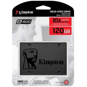 HD SSD KINGSTON 120GB SA400S37