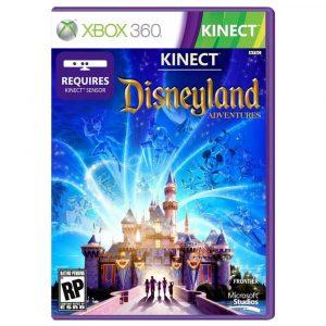 JOGO DISNEYLAND ADVENTURES XBOX 360 KINECT
