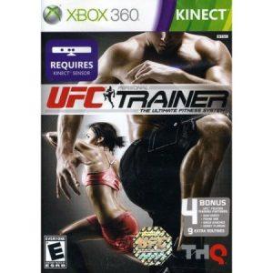 JOGO XBOX 360 UFC TRAINER