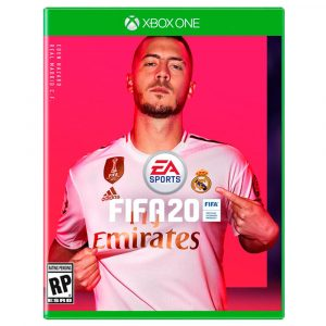JOGO FIFA 2020 XBOX ONE