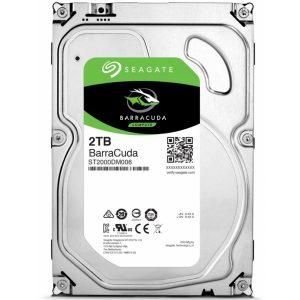 HD SEAGATE BARRACUDA 2TB 3.5 PARA PC