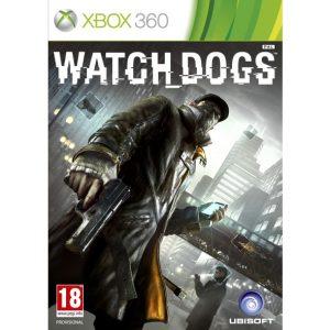 JOGO XBOX 360 WATCH DOGS LIMITED EDITION