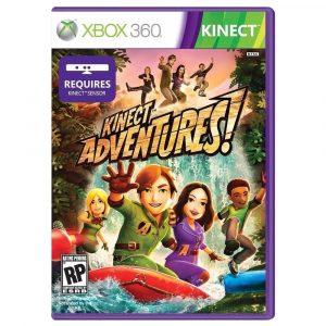 JOGO KINECT ADVENTURES! XBOX 360 KINECT