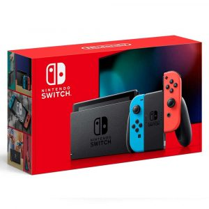 CONSOLE NINTENDO SWITCH BLUE RED NEW