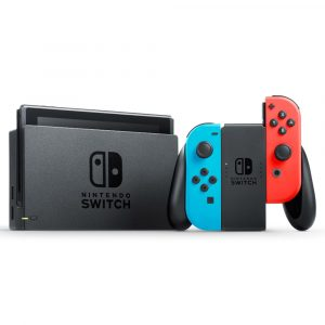 CONSOLE NINTENDO SWITCH NEON BLUE RED (RECO)