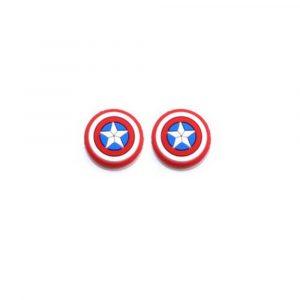 PROTETOR ANALOGICOS PS5 CAP. AMERICA PAR