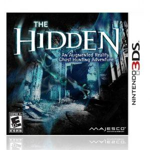 JOGO NINTENDO 3DS THE HIDDEN