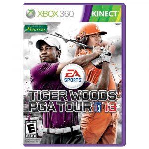 JOGO TIGER WOODS PGA TOUR 13 XBOX 360 KINECT