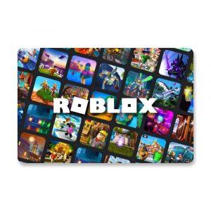 CÓDIGO DIGITAL ROBLOX 25$