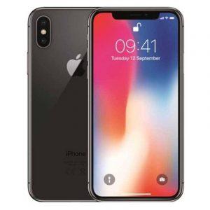 IPHONE X 256GB BLACK SWAP GRADE A+