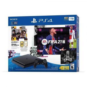 CONSOLE PLAYSTATION 4 SLIM 1TB COM FIFA 21
